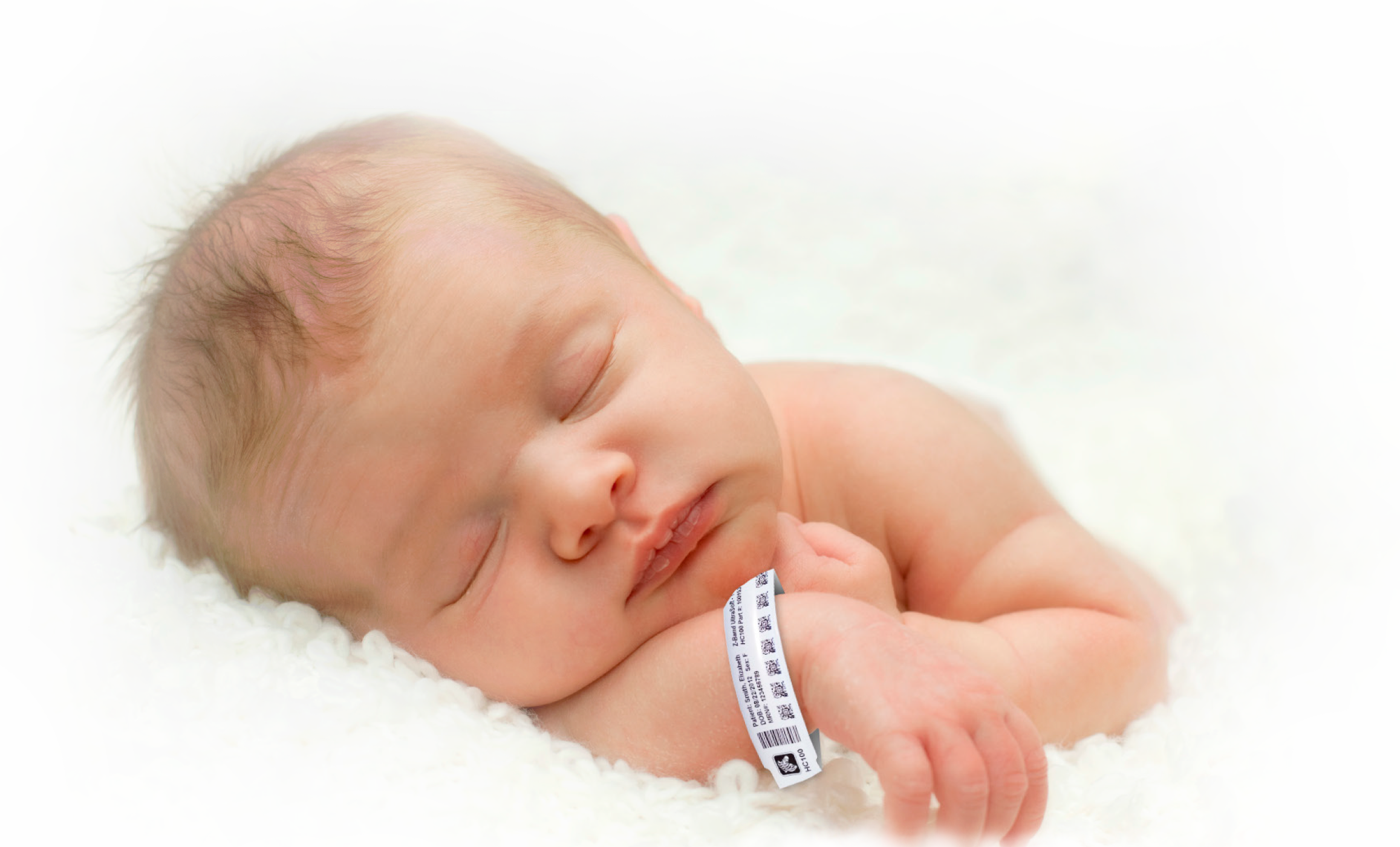 Baby Wristband Healthcare Solutions