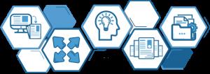 customer communications management Icons